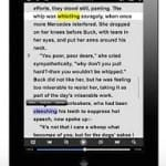 Voice Dream reader app ipad
